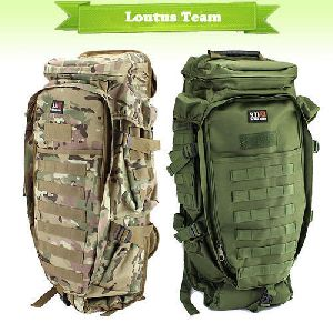 Tactical Full Gear Rifle Combo Backpacks