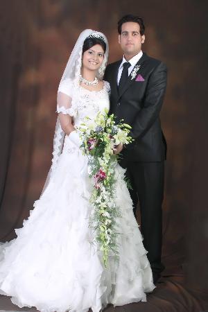 Christian Wedding Dress 02