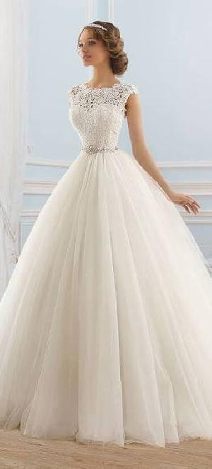 Christian Wedding Dress 31