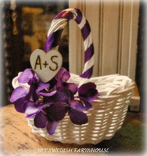 Flower Girl Basket 02