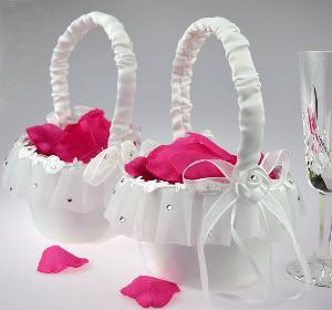 Flower Girl Basket 03