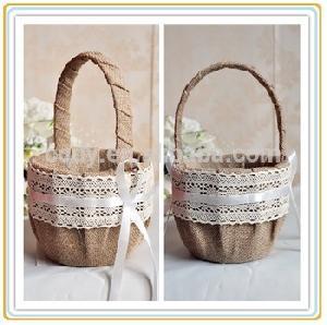 Flower Girl Basket 05