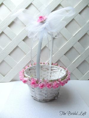 Flower Girl Basket 08