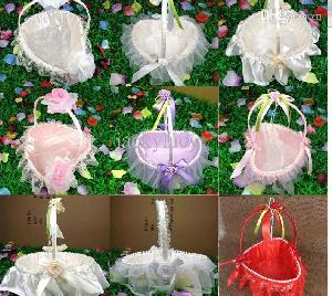 Flower Girl Basket 10