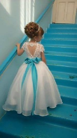 Flower Girl Dress 05