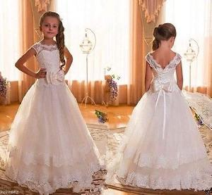 Flower Girl Dress 14