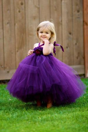 Flower Girl Dress 26