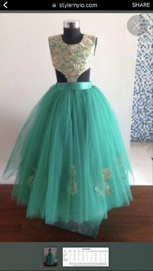 Flower Girl Dress 22