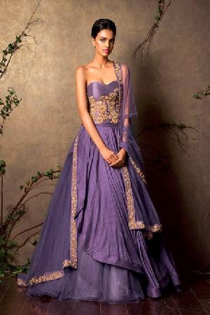 Indo Western Gown 03