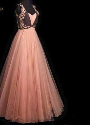 Indo Western Gown 09