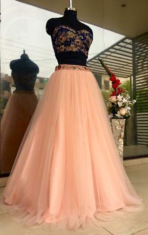 Indo Western Gown 11