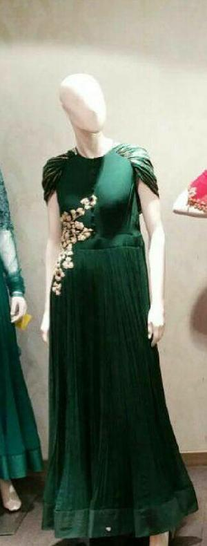 Indo Western Gown 16