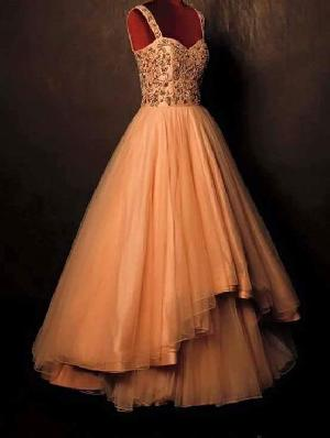 Indo Western Gown 17