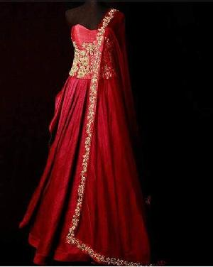 Indo Western Gown 18