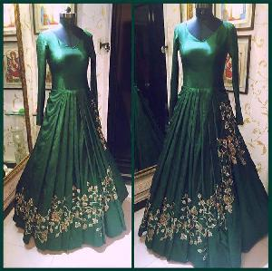 Indo Western Gown 10