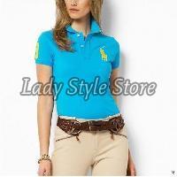 Ladies Polo T-Shirts