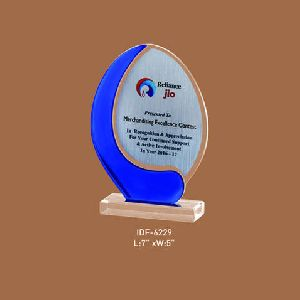 IDF-6229 Award Trophy