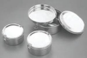 Stainless Steel Lunch Box With Plate