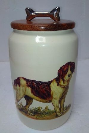 Pet Food Canister 03