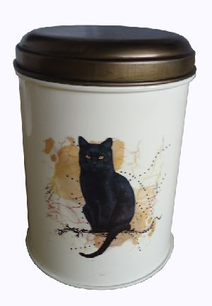 Pet Food Canister 04