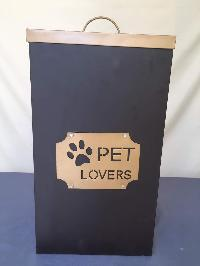 Pet Food Canister 01