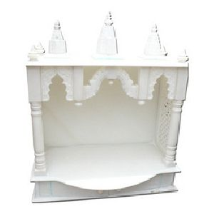 Acrylic White Temple