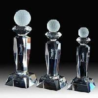 Acrylic Business Trophy