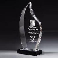 Acrylic Corporate Trophy