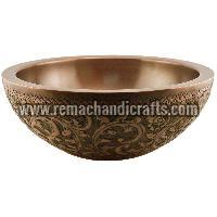 1001 Lenora Copper Vessel Sink