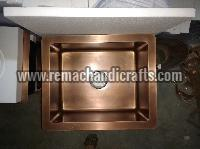 4004 Undermount Copper Kitchen Sink