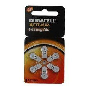 Duracell Activair Hearing Aid Battery