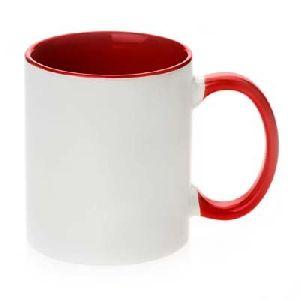 Colour Inside Mug With Handle Colour