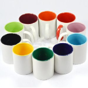 Colour Inside Mugs