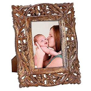 Wooden Photo Frame 01