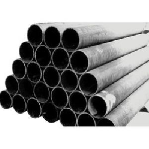 Black Steel Round Pipes