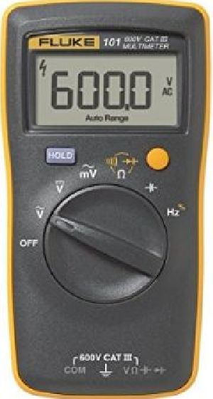 Fluke 101 Plus Kit Palm Size Digital Multimeter