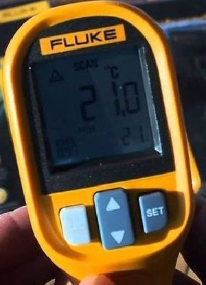 Fluke 59 Max Plus Infrared Thermometer