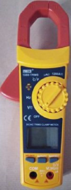 Meco 1080 TRMS Digital Clamp Meter
