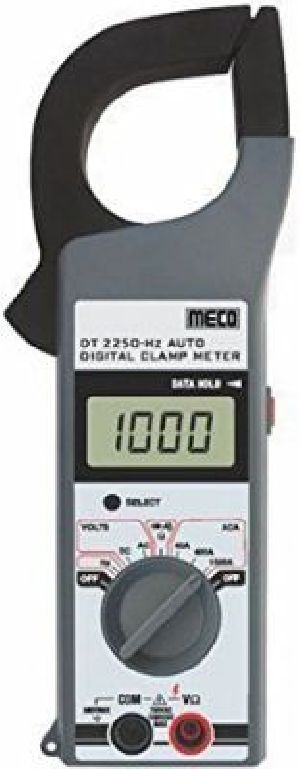 Meco 2250-Hz Auto Digital Clamp Meter