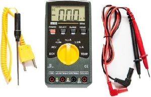 Meco 9A06 Multimeter with Temperature Measurement