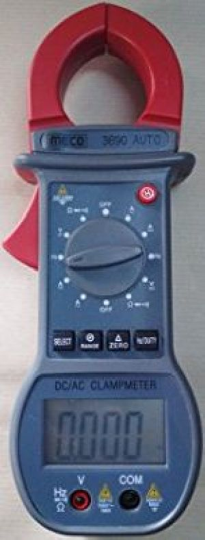 Meco MC 3690 Digital Clamp Tester