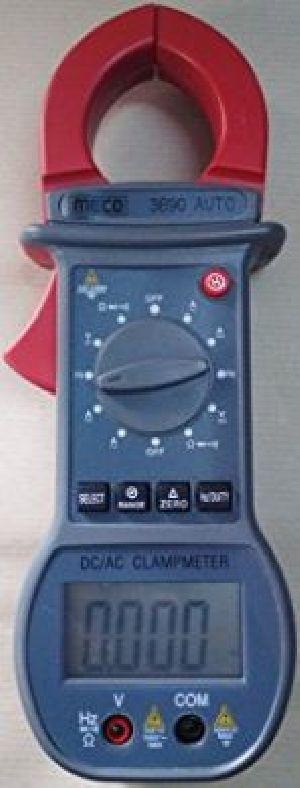 Meco MC 3690 Digital Clamp Tester