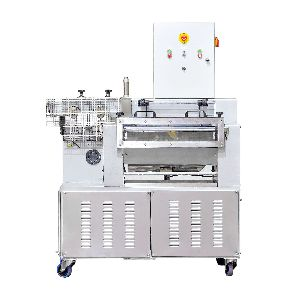 Logo Candy Disc Cutting Machine
