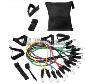 5 Color Resistance Tube Set