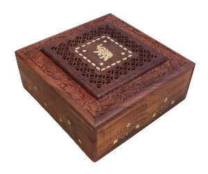 VIAN0491 Wooden Handmade Jewellery Box