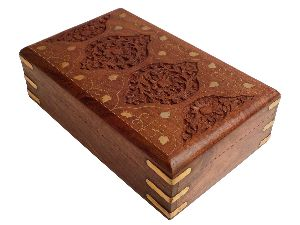 VIAN0541A Wooden Handmade Jewellery Box