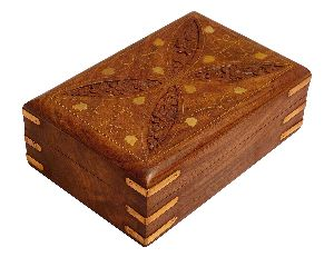 VIAN0562C Wooden Handmade Jewellery Box