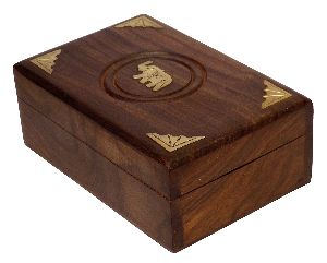 VIAN0665 Wooden Handmade Jewellery Box