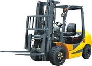 Forklift Engine Truck