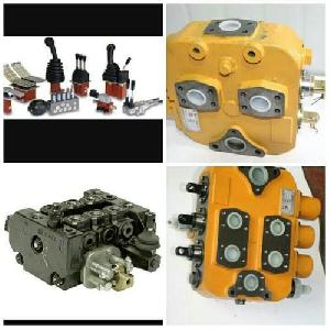Earthmoving Control Valves
